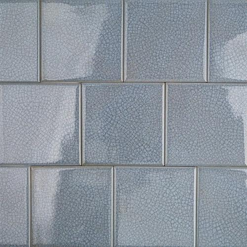 Blends - Art Glass Blue Sea 4X4