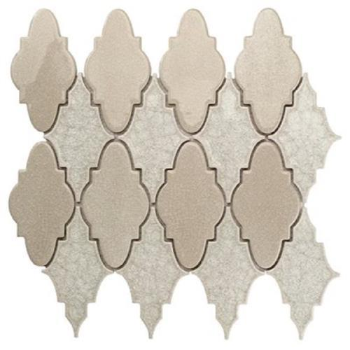 Blends - Art Glass  Sabino Brilliant White