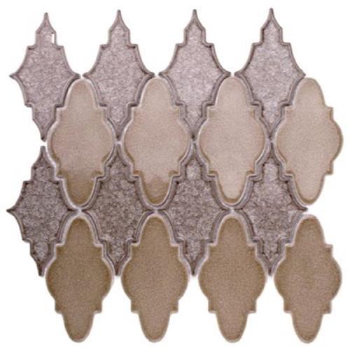 Blends - Art Glass  Sabino Smoky Fern