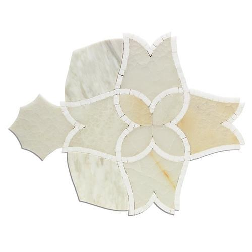 Alstromeria Series White Onyx Calacatta And White Thassos