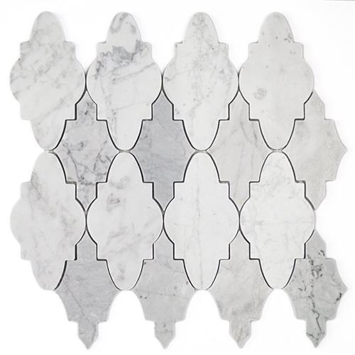 MJ Sabino Light Carrara And Dark Carrara