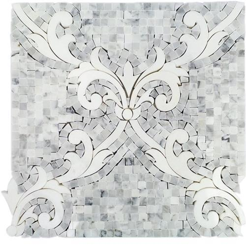 Regalia Bianco Carrara And White Thassos