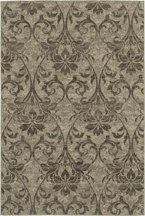 Oriental Weavers 6609c Grey Area Rugs Quincy Il