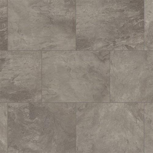 Korlok Select  Tile in Coastal Fog - Vinyl by Karndean Design