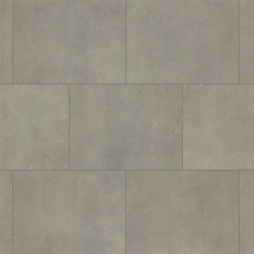Korlok Select  Tile in Metro Gray - Vinyl by Karndean Design