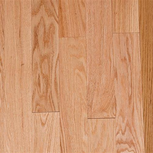 Crystal Valley Red Oak Natural - Solid