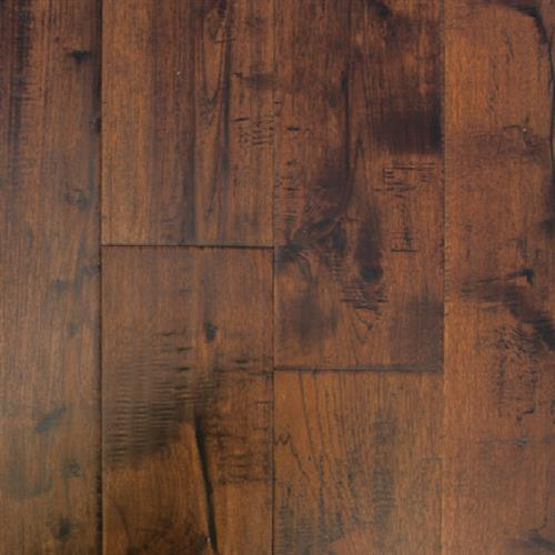 Cantina in Spanish Coffee - Hardwood by The Garrison Collection