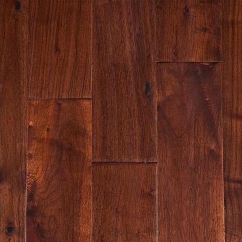 Garrison II Distressed Walnut Antique