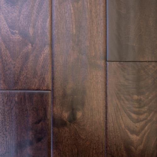 Garrison II Distressed Walnut Sahara