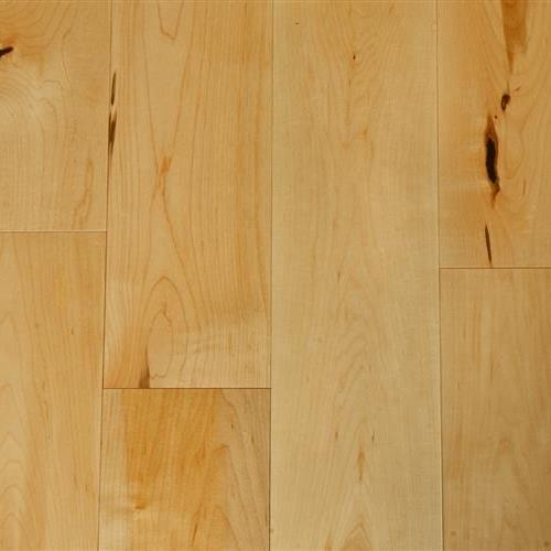 Garrison II Smooth Maple Natural Character