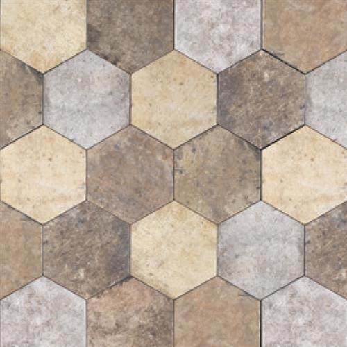 New York Broadway Hexagon - 1010