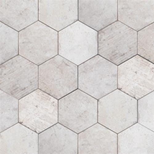 New York Greenwich Village Hexagon - 1010