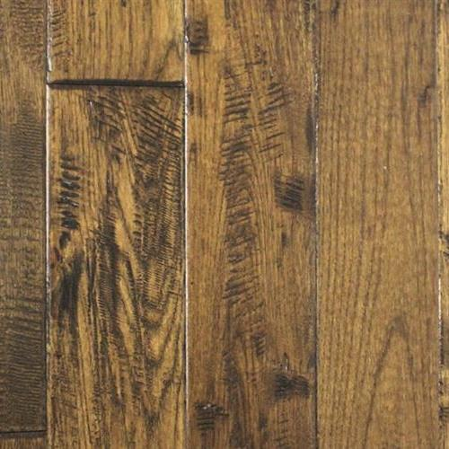 A close-up (swatch) photo of the Blackburn Hickory   Random flooring product