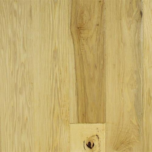 A close-up (swatch) photo of the Natural Hickory flooring product