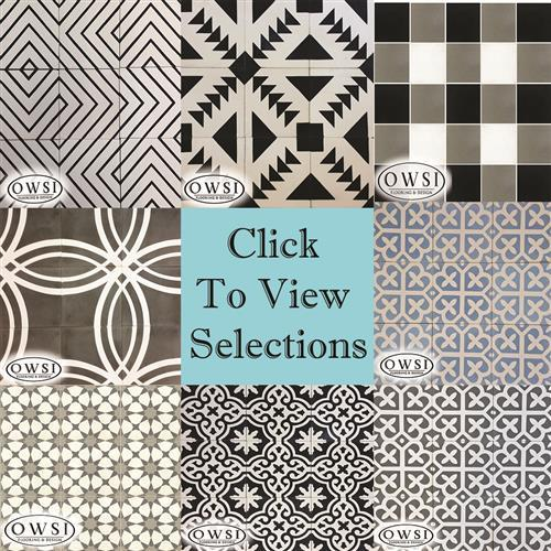 OWSI Cement Tile Collection