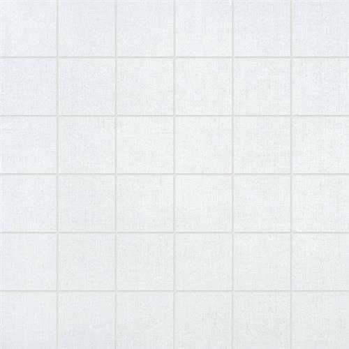 Fabric Collection in Ice  Mosaic - Tile by Chesapeake Flooring