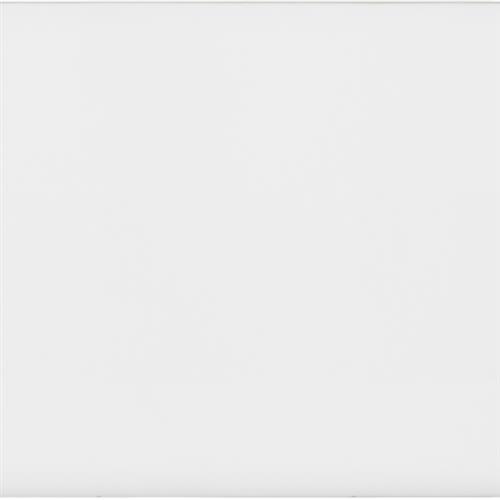 White - 3x6 Bevel
