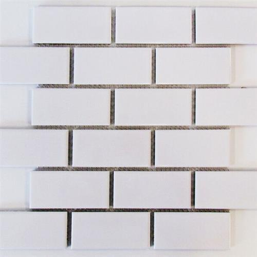 2x4 Brick Bright Snow White