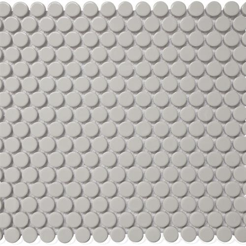 Penny Rounds Matte Grey
