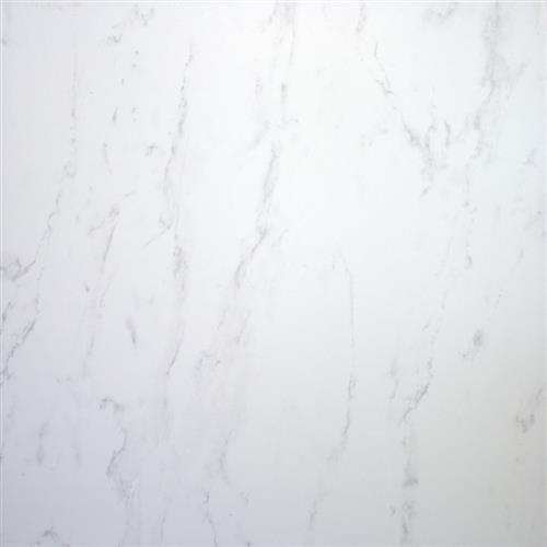 Marmoreal Collection White 18X18
