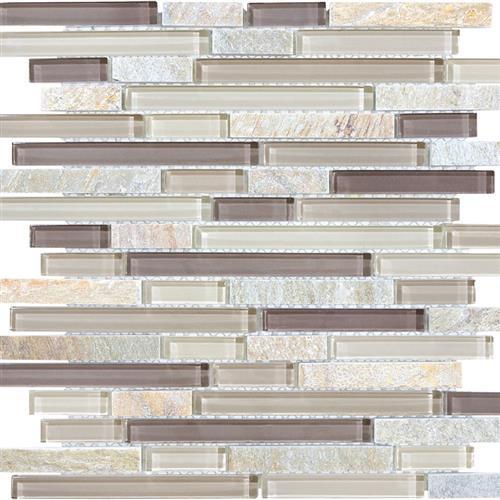 Slate Glass Cotton Wood Linear Blend