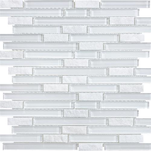 Slate Glass Norwegian Ice Linear Blend