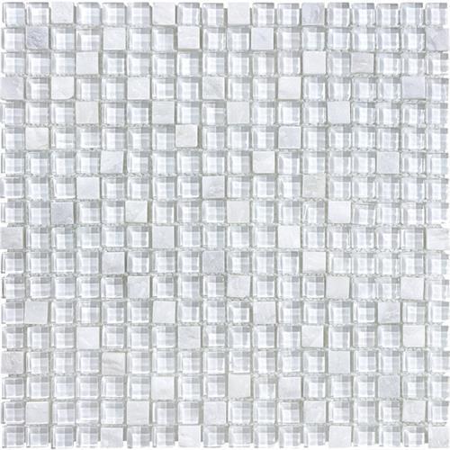 Slate Glass Blend Norwegian Ice - Mosaic