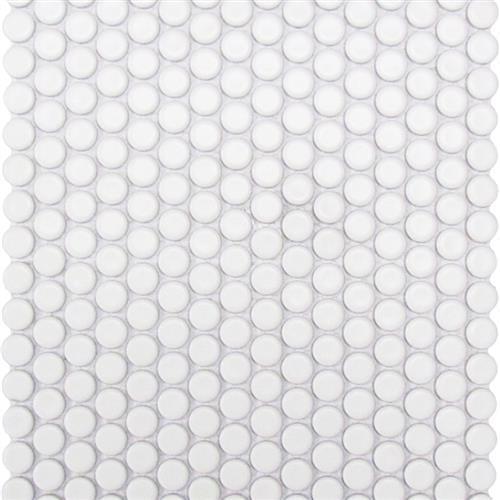Chesapeake Mosaics White Matte