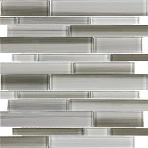 GlassTile FusedGlass FG-CL-Random Clay