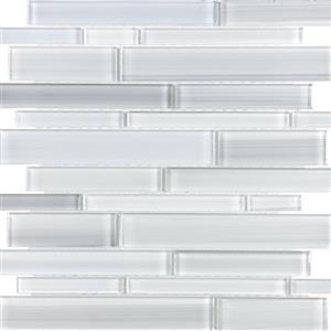 GlassTile FusedGlass FG-IC-Random Ice