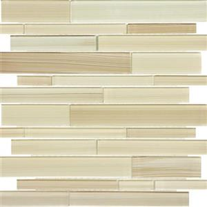 GlassTile FusedGlass FG-SA-Random Sand