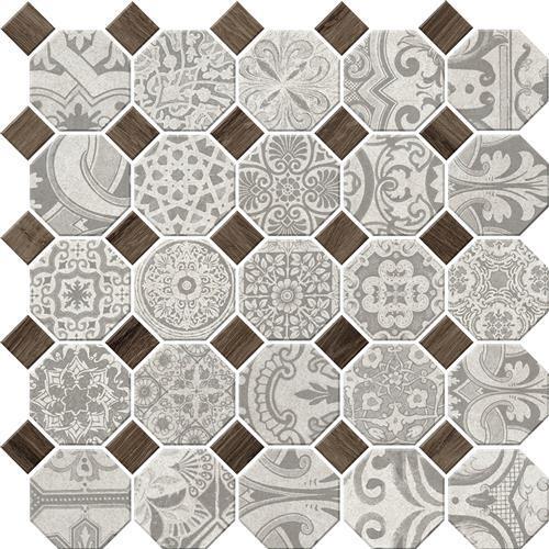 Rhetoric in Aristotle White MIX - Tile by Daltile
