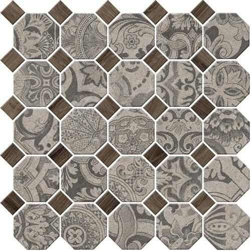 Rhetoric in Eloquent Grey MIX - Tile by Daltile