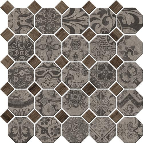 Rhetoric in Composition Grey MIX - Tile by Daltile
