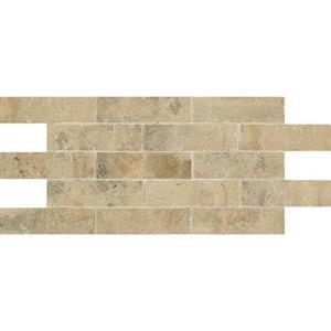 CeramicPorcelainTile Brickwork BW02281P Atrium2x8
