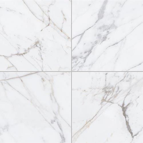 Marble Attach Lavish Diamond Carrara - 24X24 Satin MA70