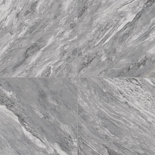 Marble Attach Lavish Stellar Grey - 24X24 Satin MA73