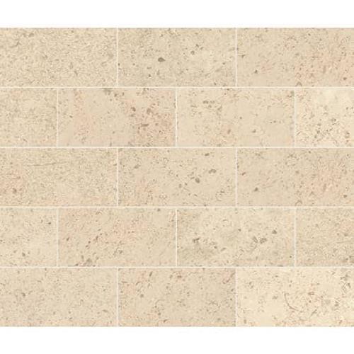 Parksville Stone Kalahari Beige Limestone - 3X6 Honed