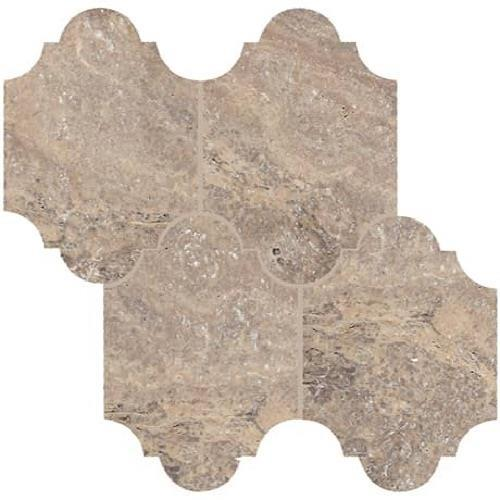 Parksville Stone Denali Peak Travertine - 12X12 Brick