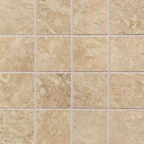 Continental Slate in Egyptian Beige Mosaic 3x3 - Tile by Daltile
