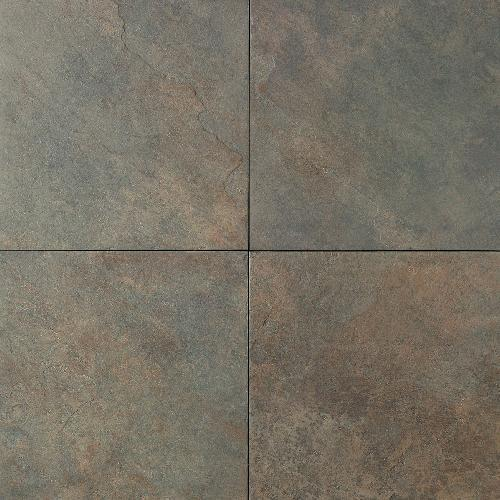 Continental Slate Brazilian Green 18X18 CS52