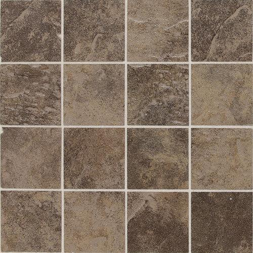 Continental Slate in Moroccan Brown Mosaic 3x3 - Tile by Daltile