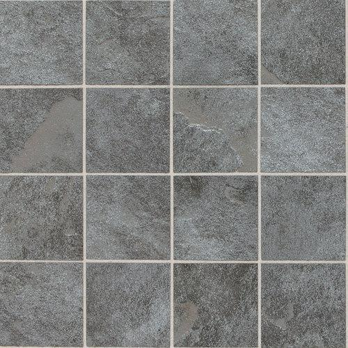 Continental Slate in English Grey Mosaic 3x3 - Tile by Daltile