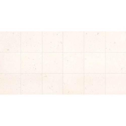 Limestone Blavet Blanc - 18X18 Honed