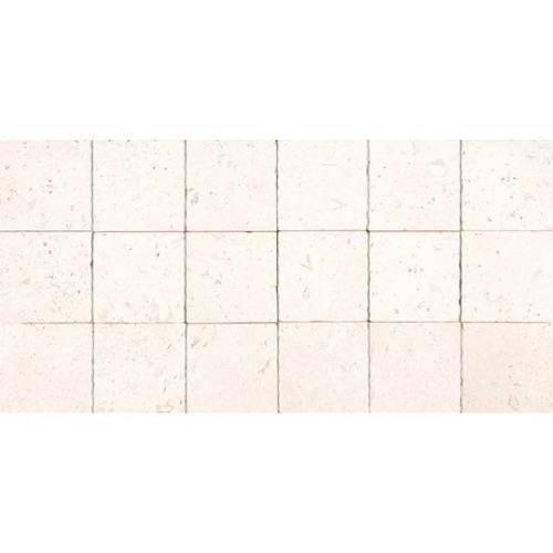 Limestone Blavet Blanc - 6X6 Tumbled