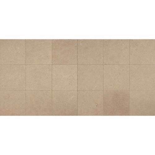 Limestone Corton Sable - 12X12 Honed