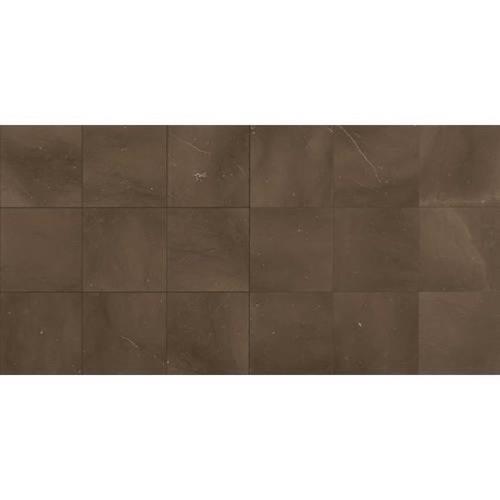 Limestone Sormonne Brun - 18X18 Honed