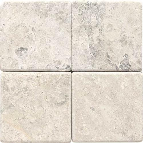 Limestone Artict Gray - 6X6 Tumbled