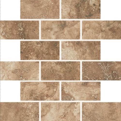 Esta Villa Cottage Brown - 2X4 Mosaic