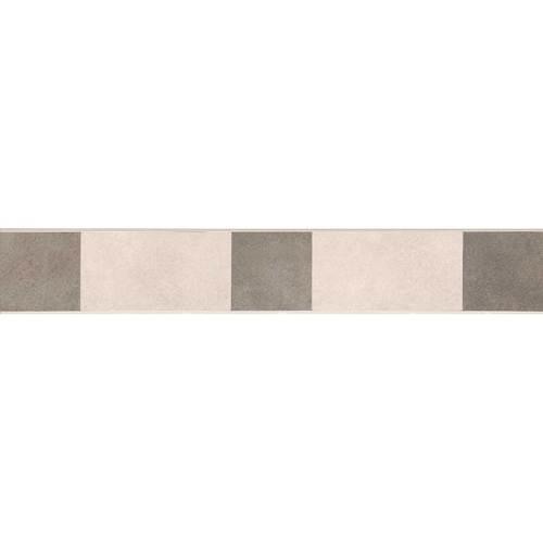 Veranda Solids in Deco J Border 3x20 - Tile by Daltile